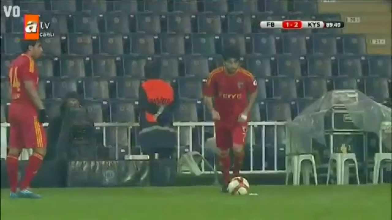 ZTK   Fenerbahçe 1 - 2 Kayserispor (Maç Özeti)