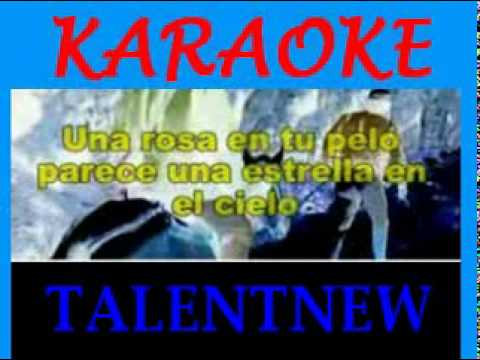 KARAOKE  /   DANNY RIVERA  /  MADRIGAL