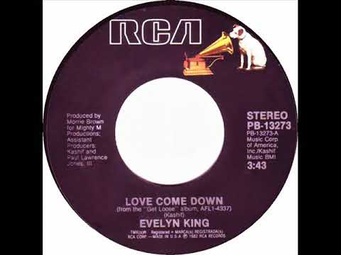 Evelyn 'Champagne' King - Love Come Down (Dj ''S'' Remix)