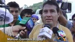 Provincia de Padre Abad en Ucayali es declaradfa en emergencia por lluvias