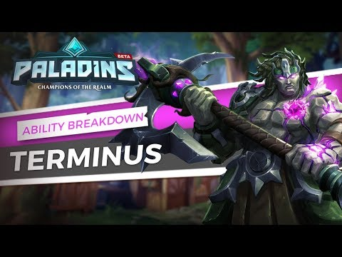 Terminus - Official Paladins Wiki