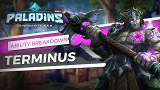 Paladins - Ability Breakdown - Terminus, The Fallen