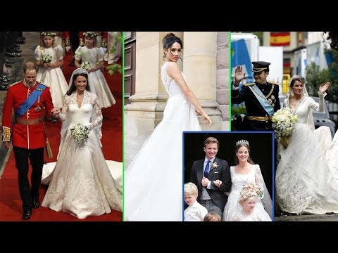 Royal revealed the latest image: Meghan Markle's wedding dress is the worst you've ever seen