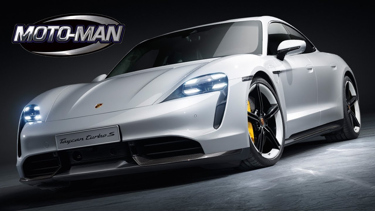 2020 Porsche Taycan Ev Interior Ux Tech Review The Mac Os Of The Car World