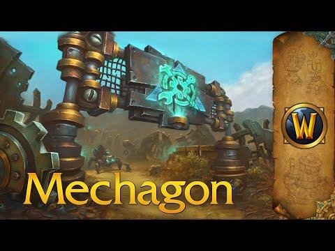 World Of Warcraft - Music & Ambience - Mechagon Island