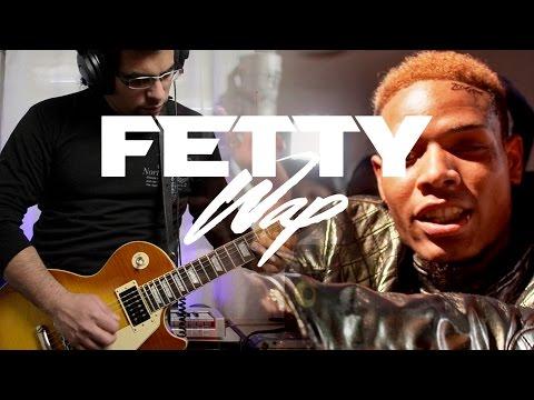 Fetty Wap Electric Guitar Mashup Trap Queen - RGF Island - My Way - 679 (Cover)
