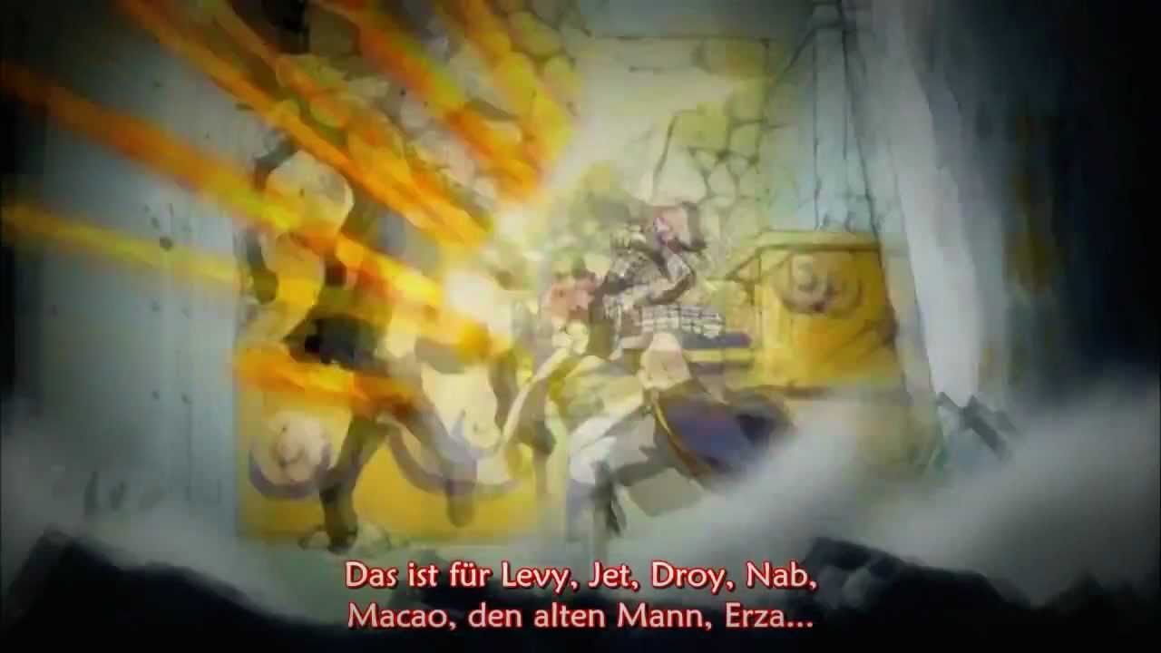 Fairy Tail - Guren Karyuu Ken