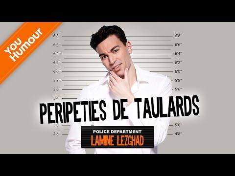LAMINE LEZGHAD - Péripéties de taulards