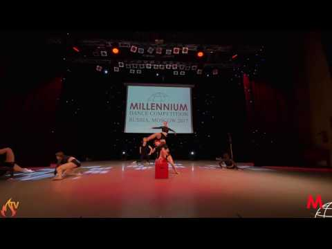 DANCE BOUTIQUE | MODERN CREW - ADULTS | MILLENIUM DANCE CONTEST