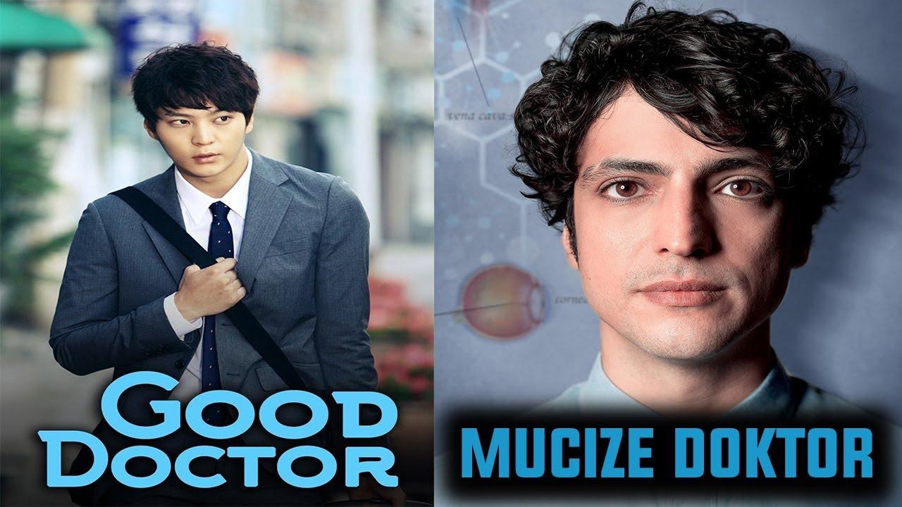 MUCİZE DOKTOR ORJİNALİ & GOOD DOCTOR KOREAN  DİZİSİ