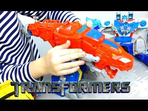 Роботы игрушки ТРАНСФОРМЕРЫ ПРАЙМ  Автоботы под Трансформеры  игрушки видео