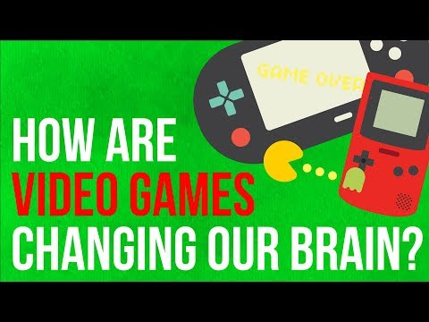 How Are Video Games PERMANENTLY Changing Your Brain?