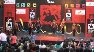 Yanko - Chinese Ribbon Dance