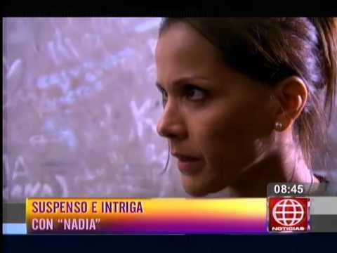 Nadia, Serie Protagonizada Por Mónica Sánchez