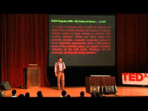 Art in science   Paul Sereno   TEDxUChicago 2011