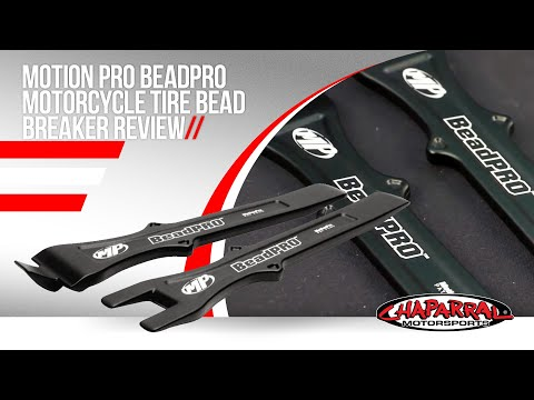 Motion Pro BeadPro Motorcycle Tire Bead Breaker Review