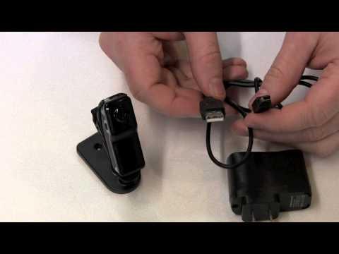 HobbyPartz Ultra Mini DV Video Camera / MD80 Review