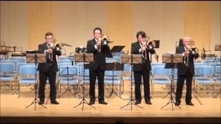 ハイブリッドトロンボーン四重奏団1 2013/10/27  アワーズホール
