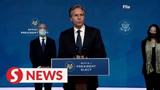 US Senate confirms Blinken as Secretary of State