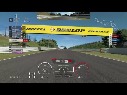 GTSports - Modo Sport FIA Nacional