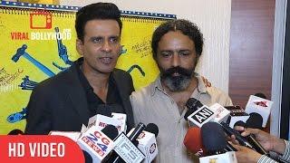 Manoj Bajpai Full Interview | Saat Uchakkey Trailer Launch