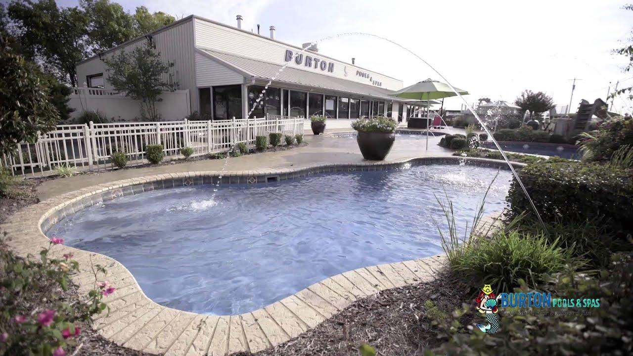 Burton Pools And Spas