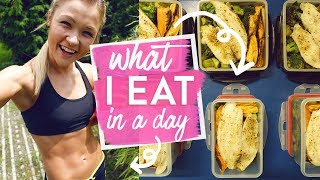 FULL DAY OF EATING ♥︎ definierte Schultern ♥︎ Wohnung-Update