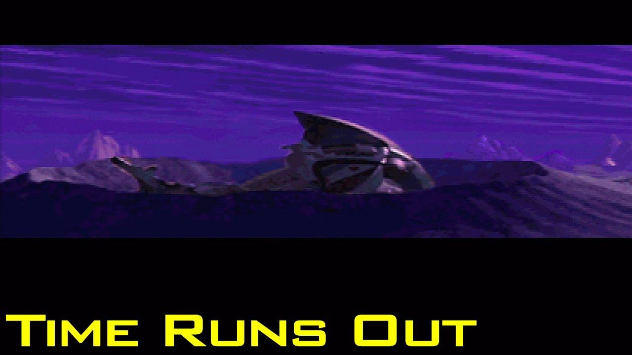Mega Man X5 - Cutscene: Time Runs Out