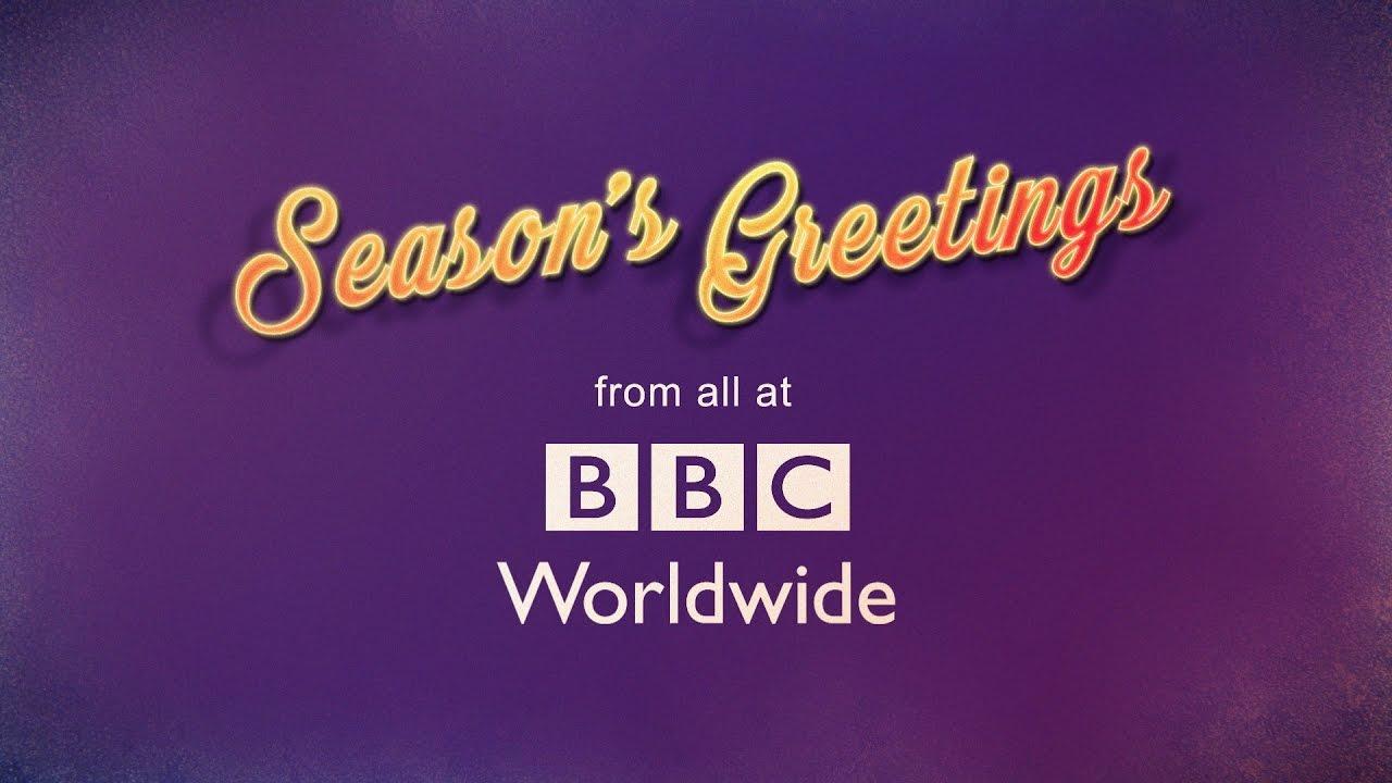 Seasons greetings from bbc worldwide youtube seasons greetings from bbc worldwide kristyandbryce Choice Image