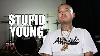 $tupid Young on Getting Gang Tattoos at 14, Every Tattoo Needed to Be Earned (Part 7)