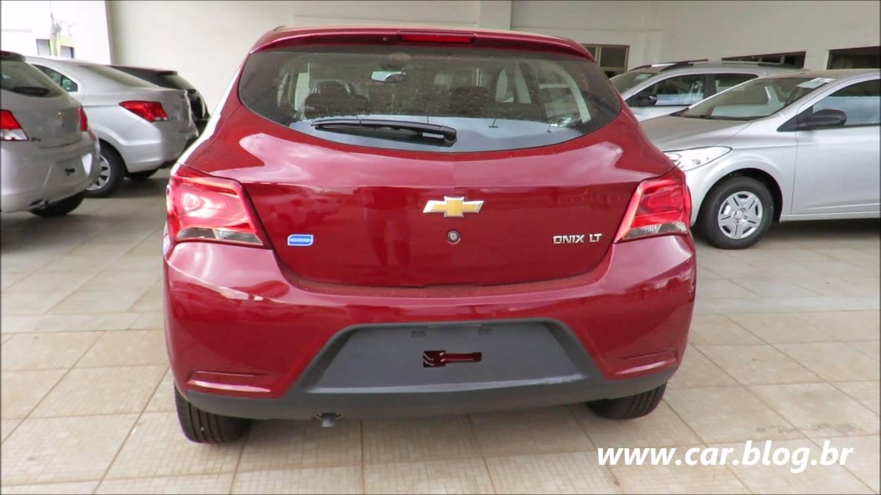 Chevrolet Onix 2017 Lt 1 0 E 1 4 Ltz E Joy Detalhes Www Car