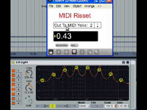 Send Midi to Ableton - Max For Live Forum | Cycling '74