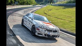 See the new BMW 3 Series G20 in action!