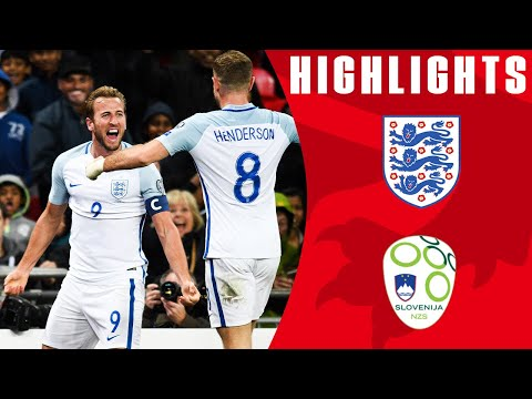 Last-Gasp Harry Kane Winner Seals Qualification for England! | England 1–0 Slovenia | Highlights