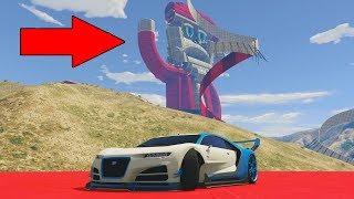 FELIZ NAVIDAD!! HO HO HO!! - CARRERA GTA V ONLINE - GTA 5 ONLINE