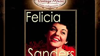 Felicia Sanders -- My Kind of Trouble is You