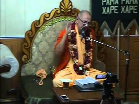 Бхагавад Гита 2.10-13 - Бхакти Вигьяна Госвами