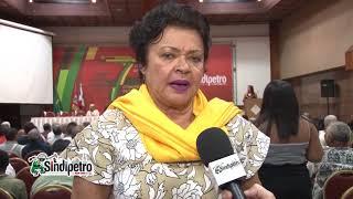 Abertura do 7º Congresso d@s Petroleir@s da  Bahia