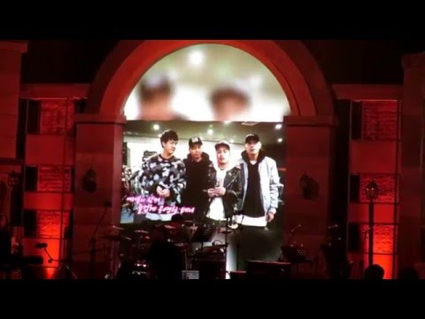 20160226 The Stage Big Pleasure - 하동균 & 이정 & 영지 & 놀자 - 20. 마지막 인사영상