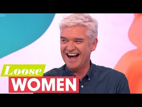 Phillip Schofield Discusses If Jealousy Can Be A Good Thing | Loose Women