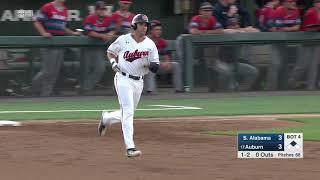 Auburn Baseball vs South Alabama Highlights
