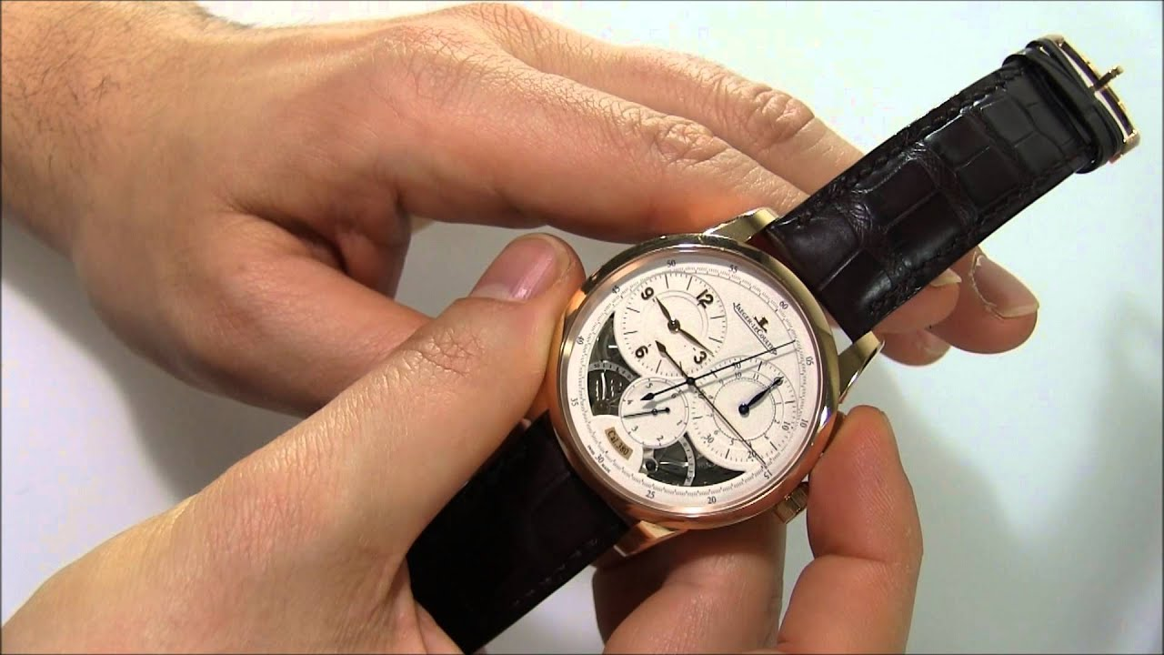 Jaeger Lecoultre Review