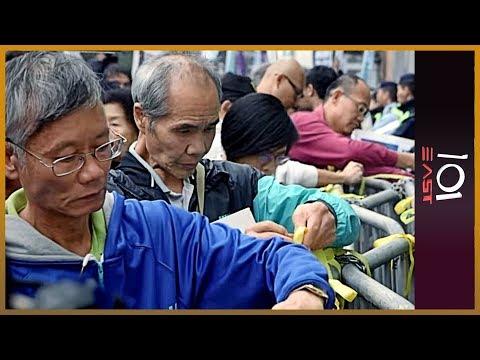 Hong Kong's Missing