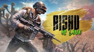 AISHU IS LIVE - PUBG MOBILE -ROAD TO 12 K