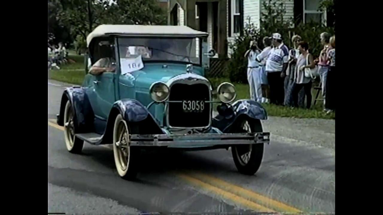 Hemmingford Bicentennial Parade  8-15-99
