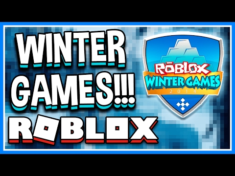 ROBLOX WINTER GAMES 2017 GUIDE | Speed Run 4, Lumber Tycoon 2, Freeze Tag | Get ALL Prizes!