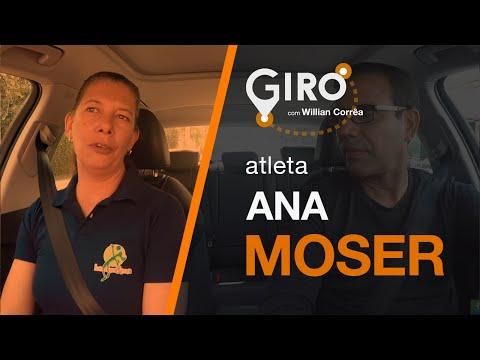 Giro Com Willian Corrêa   Ana Moser, Atleta. #11