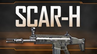 SCAR-H - Black Ops 2 Weapon Guide