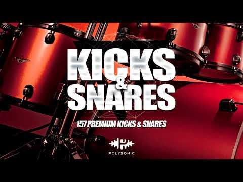 Polysonic – Kicks & Snares