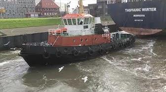 AN DER DOPPELSCHLEUSE Bremerhaven